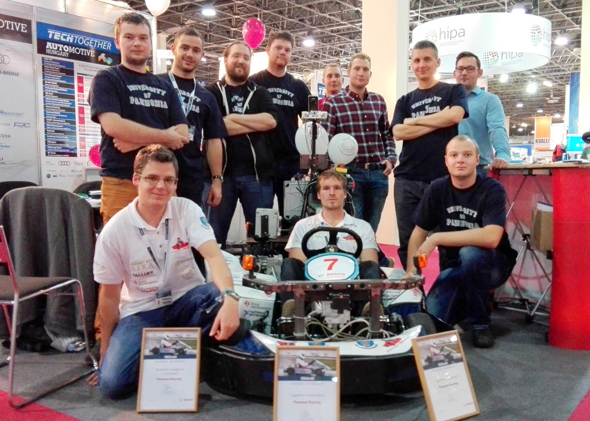 Techtogether2016 PannonRacing k