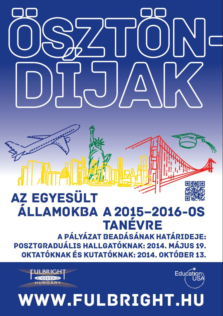 fulbright plakat 2014