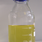 Light pyrolysis oil