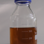 Heavy pyrolysis oil