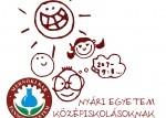 Nyári egyetem középiskolásoknak - Program (2014.június 30.-július 6.)