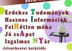 Nyári egyetem középiskolásoknak 2018 Tihany