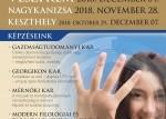 Nyílt napok a Pannon Egyetemen 2018