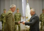 Hadtudományi emlékplakett - Dr. Kristóf János