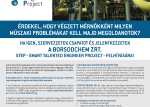 STEP (Smart Talented Engineer Project) BorsodChem Zrt. 2018