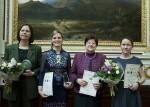 Nők a Tudományban Kiválósági Díj 2018