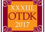 XXXIII. OTDK  eredmények - Fizika, Földtudományok és Matematika