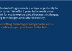 Grundfos Graduate Programme