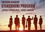 Gyakornoki Program - EMERSON ACADEMY