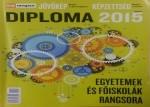 HVG Diploma 2015 - Továbbra is a rangsor élén