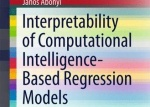 Új könyv - Interpretability of Computational Intelligence - Based Regression Models