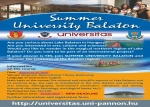 SUMMER UNIVERSITY AT BALATON