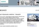 Meghívó - Siemens bemutató kamion a Pannon Egyetemen