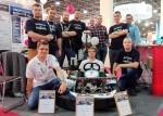 Különdíjas a Pannon Racing - Techtogether (2016. október 19-21.)