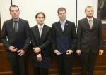 """Hatodik alkalommal adták át a VEAB """"Kiemelkedő Ifjú Kutató"""" díját"""