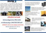 Nyitott előadás -  Szénszálgyártás/Mérnöki tevékenység a ZOLTEK ZRT-nél