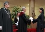 Diplomaátadó ünnepély: 80 hallgatónk vette át oklevelét