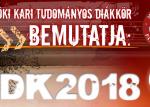 2018. évi tavaszi Kari TDK Konferencia