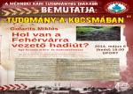 Tudomány a kocsmában -  Hol van a Fehérvárra vezető hadiút?