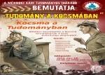 Tudomány a kocsmában - Kötetlen beszélgetés a Kocsma fennállásának 3 éves évfordulója alkalmából
